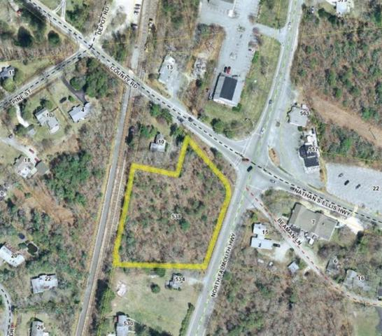 538 North Falmouth Highway, North Falmouth, MA 02556 (MLS #21903383) :: Rand Atlantic, Inc.