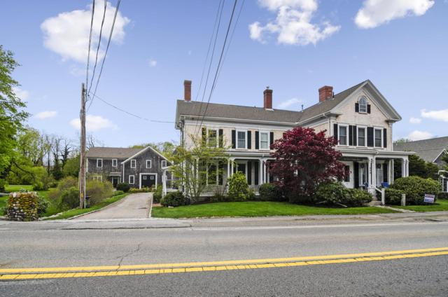 606 West Falmouth Highway #6, West Falmouth, MA 02574 (MLS #21903541) :: Rand Atlantic, Inc.
