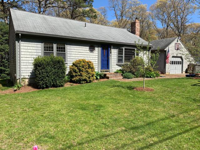 50 Balsam Way, Yarmouth Port, MA 02675 (MLS #21903569) :: Kinlin Grover Real Estate