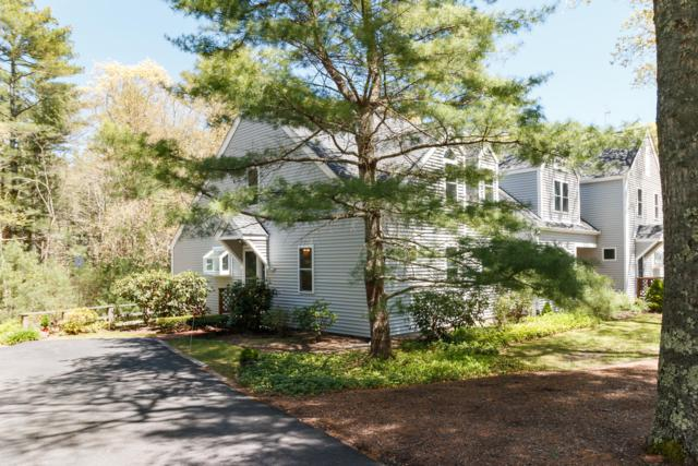 8B Southpoint Drive 8B, Sandwich, MA 02563 (MLS #21903678) :: Bayside Realty Consultants