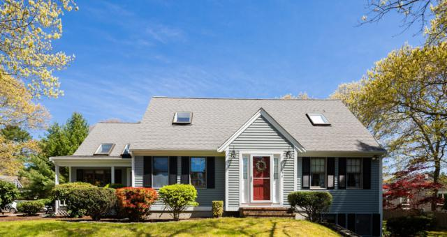 64 Oak Street, Cotuit, MA 02635 (MLS #21903773) :: Rand Atlantic, Inc.
