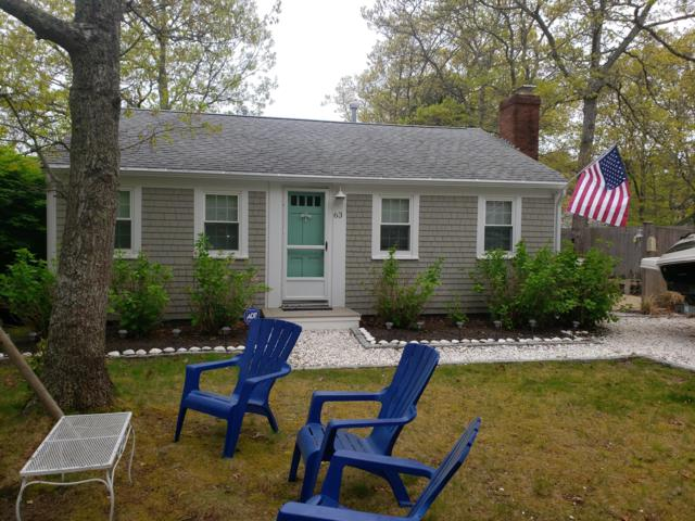 61 Eldridge Road, South Yarmouth, MA 02664 (MLS #21903804) :: Rand Atlantic, Inc.