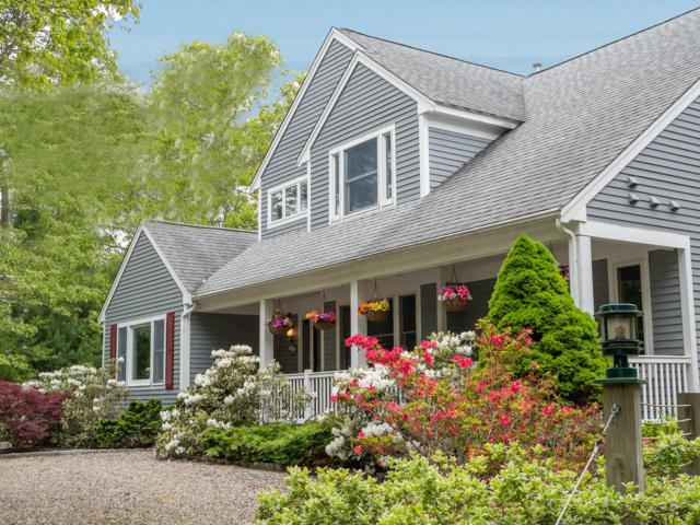 43 Quimby Lane, East Falmouth, MA 02536 (MLS #21904258) :: Kinlin Grover Real Estate