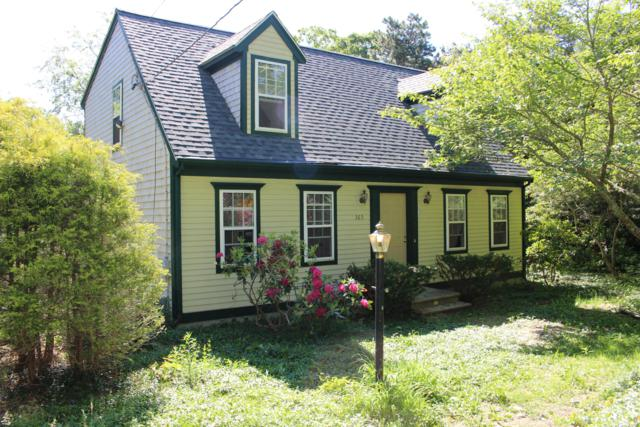 365 Cotuit Road, Mashpee, MA 02649 (MLS #21904283) :: Bayside Realty Consultants