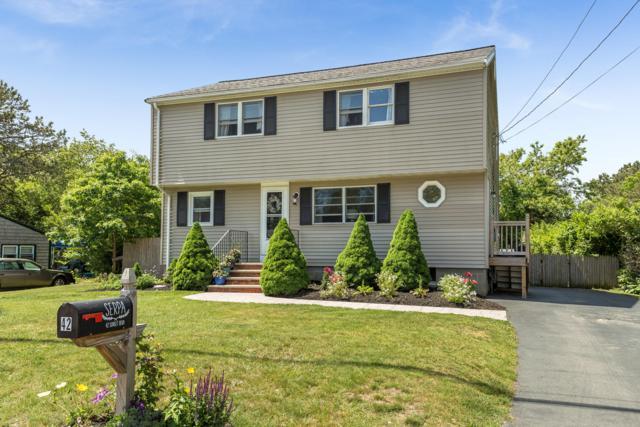42 Sunset Boulevard, East Wareham, MA 02538 (MLS #21904391) :: Bayside Realty Consultants