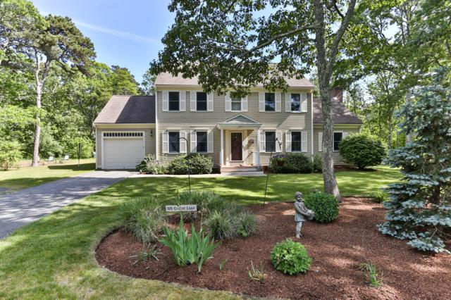 105 Cricket Lane, Brewster, MA 02631 (MLS #21904398) :: Bayside Realty Consultants