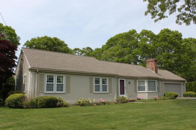 38 Lily Pond Drive, South Yarmouth, MA 02664 (MLS #21904415) :: Kinlin Grover Real Estate