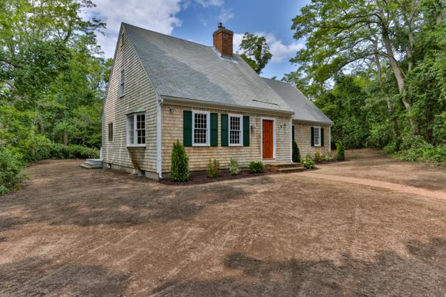 5 Southeast Street, Eastham, MA 02642 (MLS #21904603) :: Bayside Realty Consultants