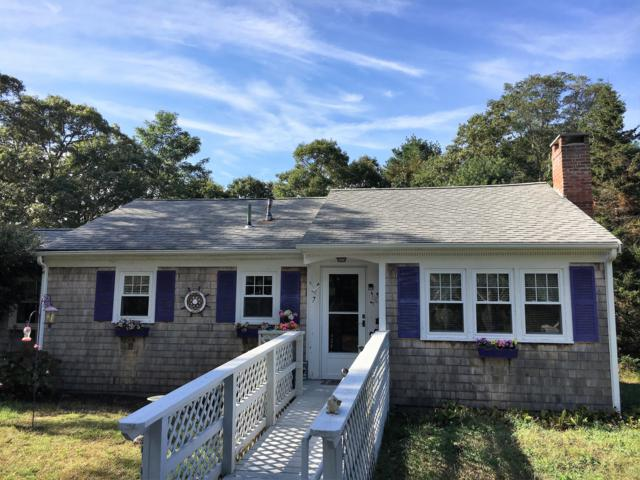 7 Wildwood Path, West Yarmouth, MA 02673 (MLS #21904619) :: Rand Atlantic, Inc.