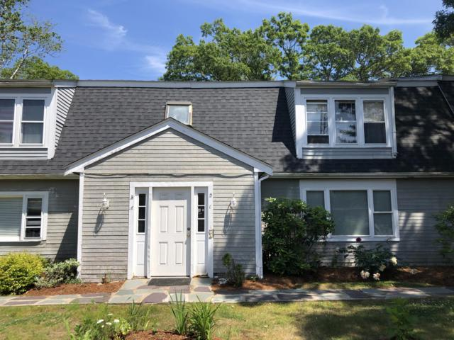 733 W Main Street C Bldg 1, Barnstable, MA 02601 (MLS #21904630) :: Bayside Realty Consultants
