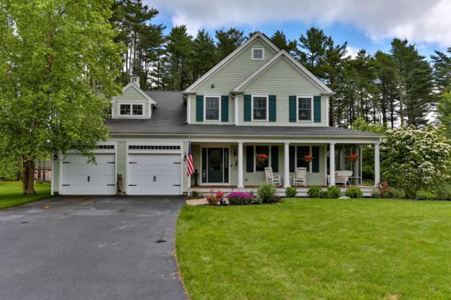 22 Red Pine Lane, Wareham, MA 02571 (MLS #21904832) :: Kinlin Grover Real Estate