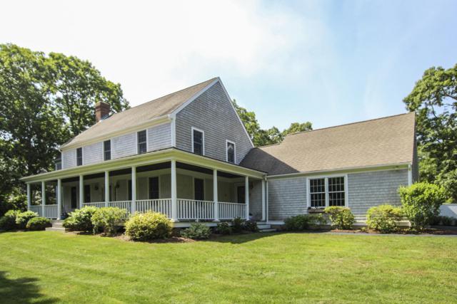 14 Scorton Marsh Road, East Sandwich, MA 02537 (MLS #21904846) :: Kinlin Grover Real Estate