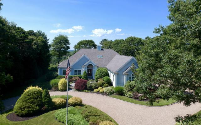 274 Cairn Ridge Road, East Falmouth, MA 02536 (MLS #21905135) :: Kinlin Grover Real Estate