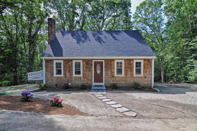 17 Pond View Drive, East Sandwich, MA 02537 (MLS #21905164) :: Kinlin Grover Real Estate