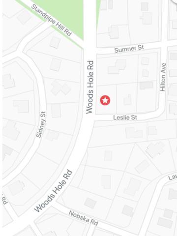 0 Leslie Street, Woods Hole, MA 02543 (MLS #21905171) :: Rand Atlantic, Inc.