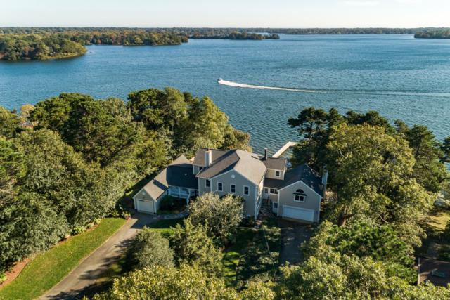 56 Lakeview Drive, Centerville, MA 02632 (MLS #21905203) :: Kinlin Grover Real Estate