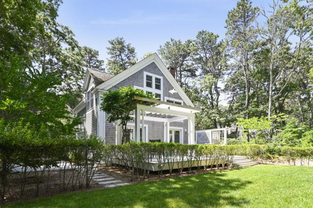 245 Cahoon Hollow Road, Wellfleet, MA 02667 (MLS #21905285) :: Kinlin Grover Real Estate