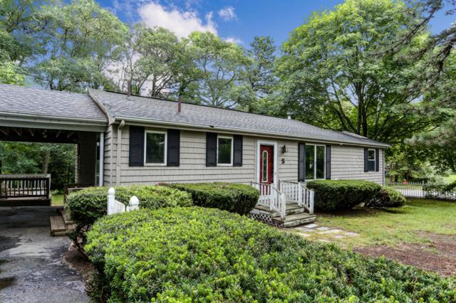 5 Pokesit Avenue, Pocasset, MA 02559 (MLS #21905360) :: Rand Atlantic, Inc.