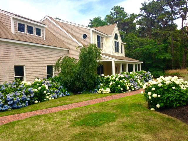 40 Old Wharf Road, Wellfleet, MA 02667 (MLS #21905552) :: Kinlin Grover Real Estate