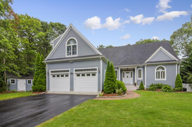 267 Hill And Plain Road, East Falmouth, MA 02536 (MLS #21905737) :: Kinlin Grover Real Estate