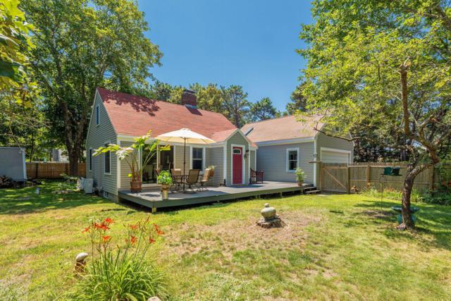 15 Highland Avenue, Truro, MA 02666 (MLS #21905750) :: Kinlin Grover Real Estate