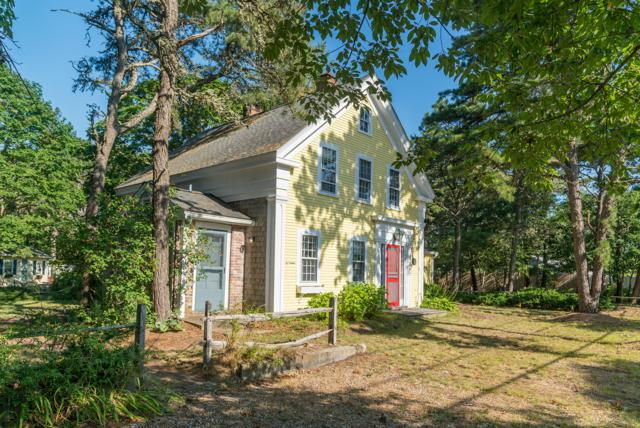 46 Ridgevale Road, Chatham, MA 02633 (MLS #21905795) :: Kinlin Grover Real Estate