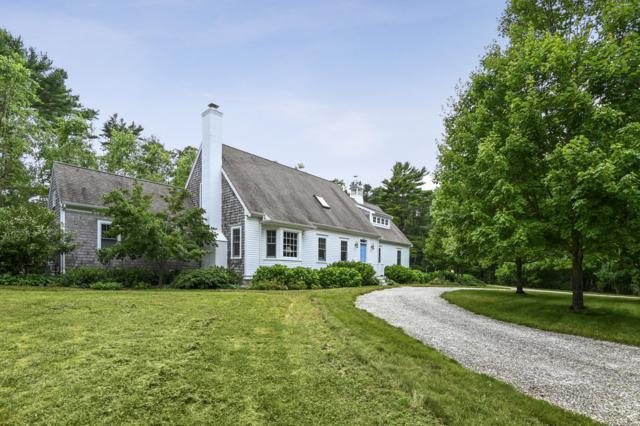 629 Scraggy Neck Road, Cataumet, MA 02534 (MLS #21905799) :: Kinlin Grover Real Estate