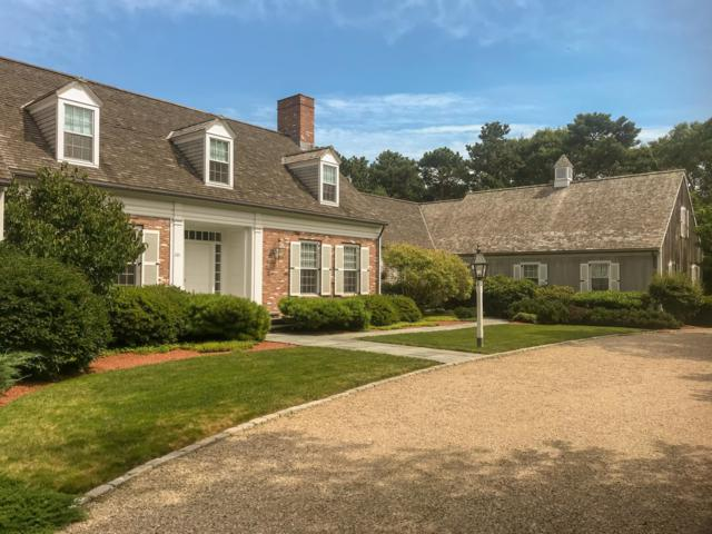 201 Oyster Way, Osterville, MA 02655 (MLS #21905807) :: Rand Atlantic, Inc.