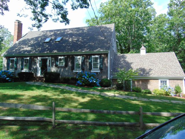 12 Nauset Trail, Brewster, MA 02631 (MLS #21905824) :: Kinlin Grover Real Estate