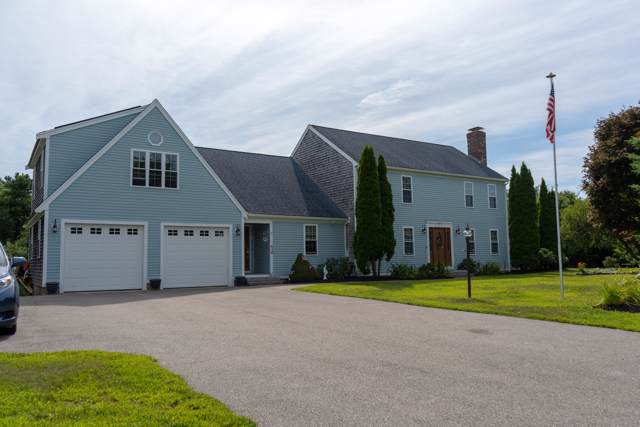 7 Windsor Road, Sandwich, MA 02563 (MLS #21906740) :: Kinlin Grover Real Estate