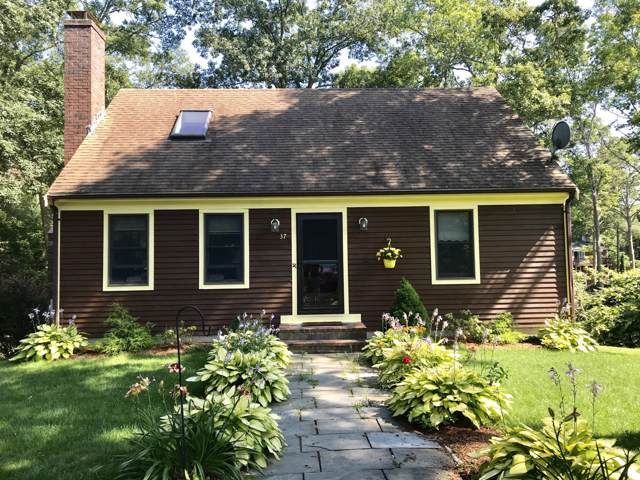 37 Sidewinder Road, East Falmouth, MA 02536 (MLS #21906801) :: Kinlin Grover Real Estate