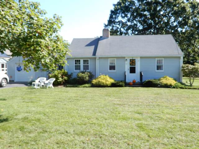 22 Ocean Avenue, South Yarmouth, MA 02664 (MLS #21906805) :: Kinlin Grover Real Estate