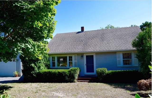 70 Bangs Road, Eastham, MA 02642 (MLS #21906833) :: Kinlin Grover Real Estate