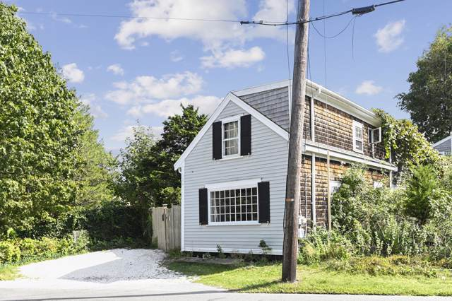 5 E Commercial Street, Wellfleet, MA 02667 (MLS #21906839) :: Kinlin Grover Real Estate