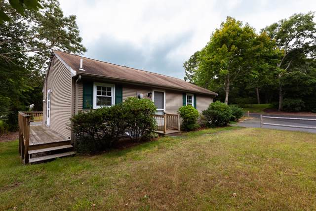 39 Nickerson Road, Cotuit, MA 02635 (MLS #21906877) :: Kinlin Grover Real Estate