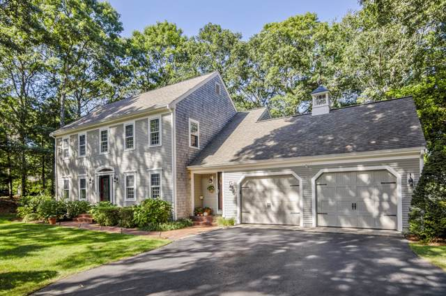 260 Olde Homestead Drive, Marstons Mills, MA 02648 (MLS #21906899) :: Rand Atlantic, Inc.