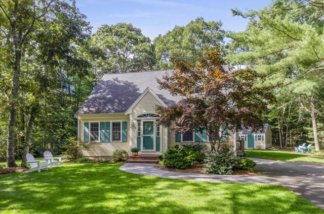 5 Wamsutta Road, East Falmouth, MA 02536 (MLS #21907073) :: Rand Atlantic, Inc.