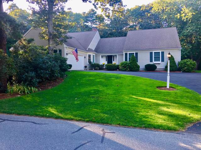 8 Great Hill Drive, East Sandwich, MA 02537 (MLS #21907180) :: Kinlin Grover Real Estate