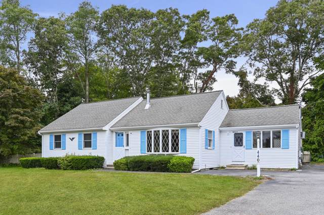440 County Road, Pocasset, MA 02559 (MLS #21907383) :: Rand Atlantic, Inc.