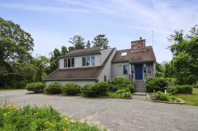 376 Route 6A #16, East Sandwich, MA 02537 (MLS #21907408) :: Kinlin Grover Real Estate