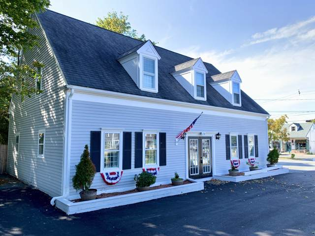 134 Route 6A, Sandwich, MA 02563 (MLS #21907472) :: Kinlin Grover Real Estate