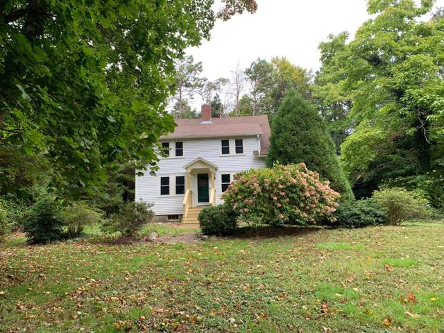 611 Route 6A, East Sandwich, MA 02537 (MLS #21907532) :: Kinlin Grover Real Estate