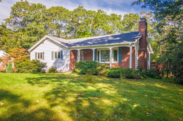 21 Sea Meadow Drive, Sandwich, MA 02563 (MLS #21907549) :: Kinlin Grover Real Estate