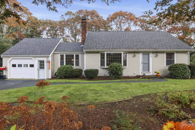 14 Rivers End Road, East Falmouth, MA 02536 (MLS #21907844) :: Kinlin Grover Real Estate