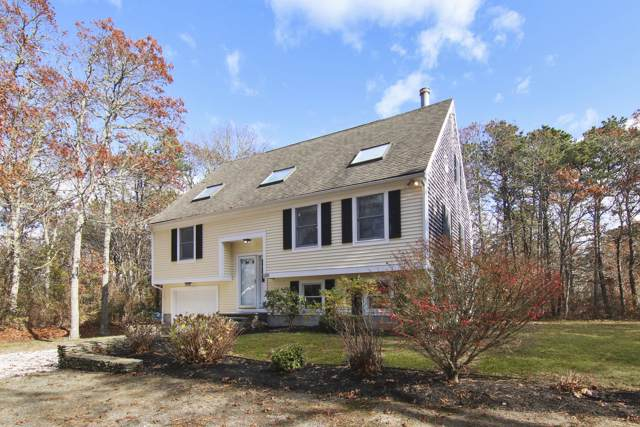 120 Nantucket Avenue, South Yarmouth, MA 02664 (MLS #21908113) :: Kinlin Grover Real Estate