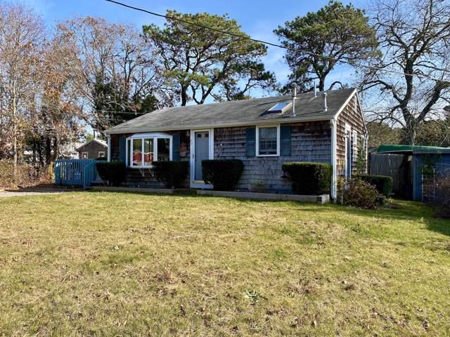 42 Wixon Road, Dennis Port, MA 02639 (MLS #21908114) :: Kinlin Grover Real Estate