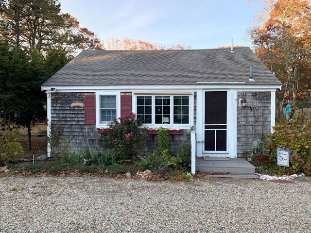 166 Seaview Avenue #7, South Yarmouth, MA 02664 (MLS #21908128) :: Kinlin Grover Real Estate