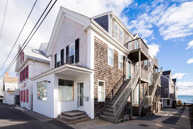 153 Commercial Street U1, Provincetown, MA 02657 (MLS #21908216) :: Rand Atlantic, Inc.