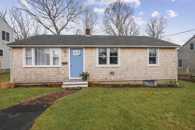 11 Providence Street, East Falmouth, MA 02536 (MLS #21908342) :: Rand Atlantic, Inc.