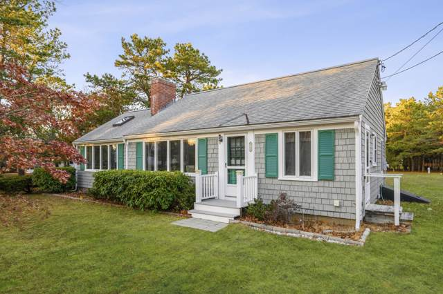 182 Silver Leaf Lane, West Yarmouth, MA 02673 (MLS #21908347) :: Rand Atlantic, Inc.